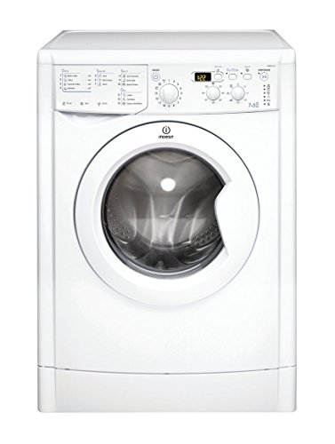 INDESIT WASHER-DRYER 7 + 5 KG 1400 Spin B Small Digit