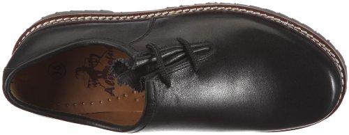 Vista Haferl 03-02108-03, Chaussures basses mixte adulte Noir - V.6