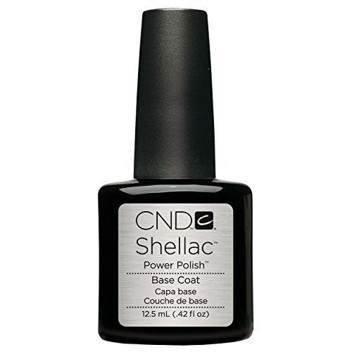 CND Shellac Base Coat Kabinett, 1er Pack (1 x 12,5 ml)