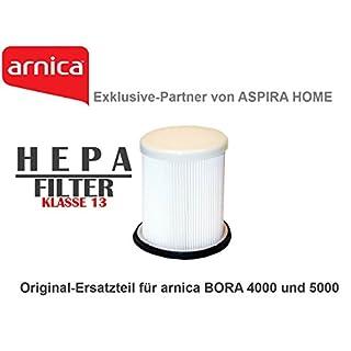 arnica HEPA-Filter der Klasse 13 für z.B. Bora 4000 Bora 5000 Hydra Rain Plus