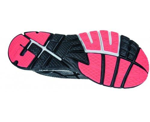 Asics Running Gel Lyte 33 3, Scarpe da corsa donna nero - nero/grigio