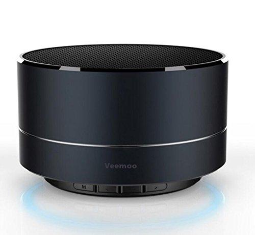 Veemoo Mini Altavoz inalámbrico Bluetooth Altavoces Soporte FM Radio / TF tarjeta...