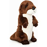 Aurora World Río Nutria Mini Flopsies de Peluche Color marrón (/) ...