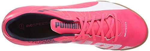 Sportive Puma Esso Evospeed Al 3 Rosso Coperto Uomo Plasma rot brillante Scarpe 05 Peacoat 5 Bianco HrqHxX