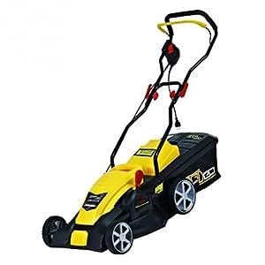 Gardeo lawnmower walk gtde 1434 l tondeuse gazon pouss e lectrique fil mulching d marrage - Degaineuse fil electrique a vendre ...