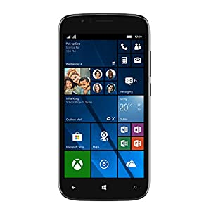 Wileyfox Pro with Windows 10 BUSINESS 4G UK SIM-Free Smartphone - Black