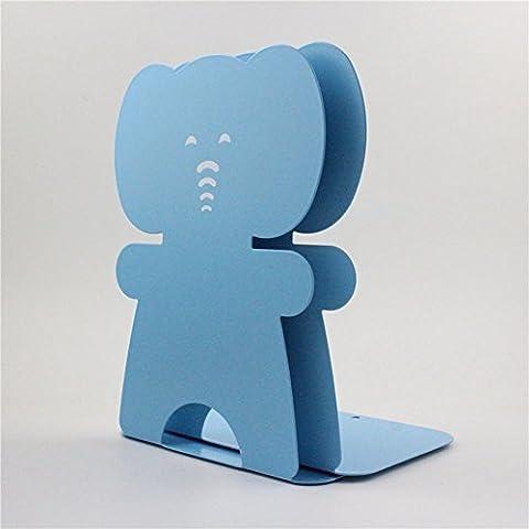Y & B serre-livres éléphant antidérapante en serre-livres Art serre-livres, 1paire