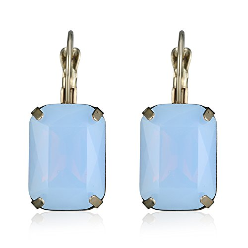 simple-drop-dangle-clip-on-earrings-leverback-blue-opal-crystal-for-ladies-women-gemstone-jewellery