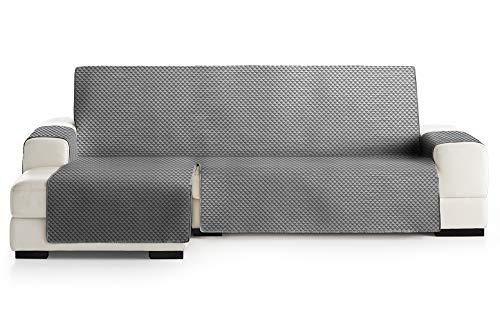 JM Textil Funda Cubre Sofá Chaise Longue Elena