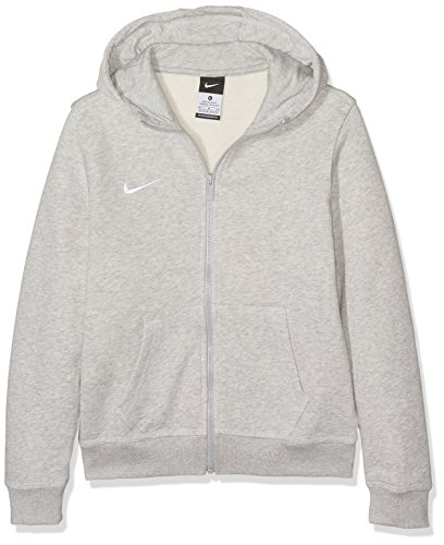 nike-kinder-team-club-full-zip-hoody-kapuzenjacke-sweatshirt-team-club-full-zip-gr-s-grau-grey-heath