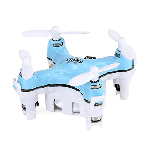 TUMAMA-222219cm-Ultra-Mini-Drone-Headless-3D-rolling-LED-Light-Speed-Switch4CH-6-Axis-Gyroscope-Remote-Control-RC-Quadcopter-Cheerson-CX-Stars-Blue