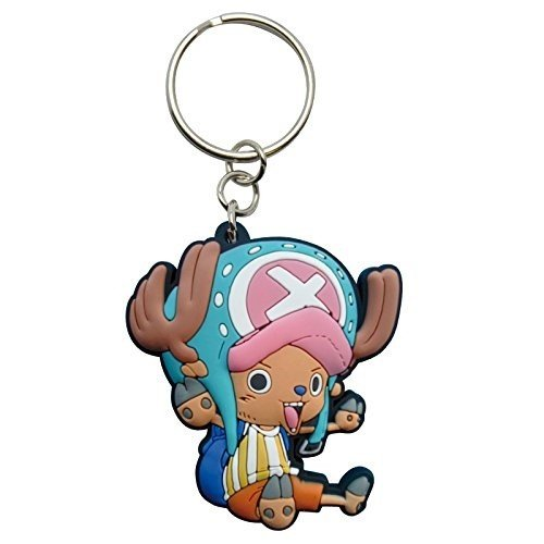 LLAVERO ONE PIECE CHOPPER PVC