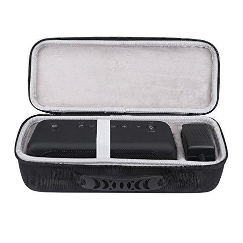 Premium Tragetasche Cover Case Tasche Hülle für Sony SRS-XB31 kabelloser Bluetooth Lautsprecher & Sony SRS-XB30, Passend für USB-Kabel und Ladegerät (für Sony SRS-XB31/Sony SRS-XB30) (Case Pack Mp3-player)