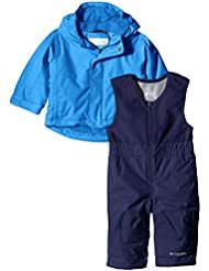 Columbia para traje de juego Buga, otoño/invierno, infantil, color Azul - azul, tamaño 6/12