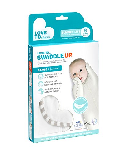 Love to Swaddle Up Lite - Small