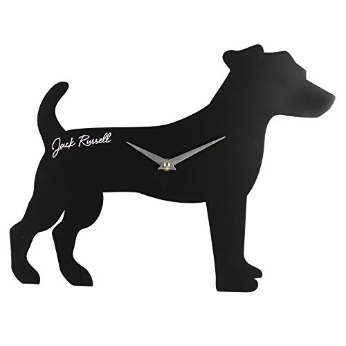 best-of-breed-sagoma-mdf-wall-clock-35cm-jack-russell