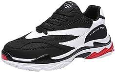 Zapatos de Cordones para Hombre,BBestseller Color sólido Cómodo Zapatillas Planas Transpirable Calzado Deportivo para