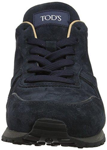 notte Mokassin Tods Reverse Lord Sneaker Blue SwXrXq8ftc