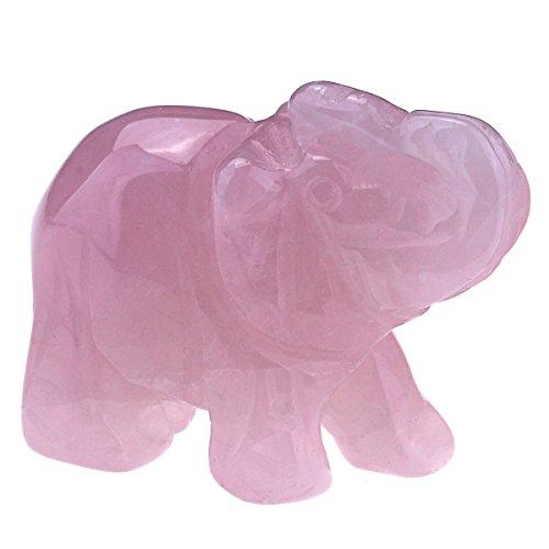 Regalos decoración QGEM animales/elefante–estatua