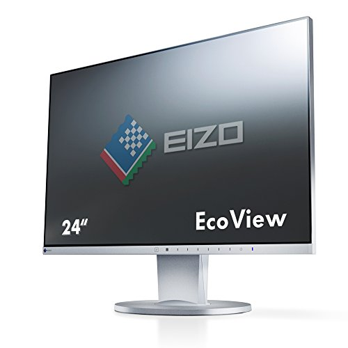 EIZO EV2455-GY 24-Inch LCD/LED Monitor - Black
