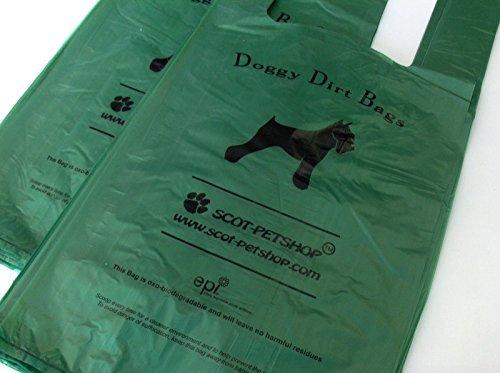Scot-Petshop Biodegradable Dog Poop Bags x 1000 (Dog Poo Bag/Dog Waste Bags) Eco Friendly, Bulk Buy by Scot-Petshop Ltd