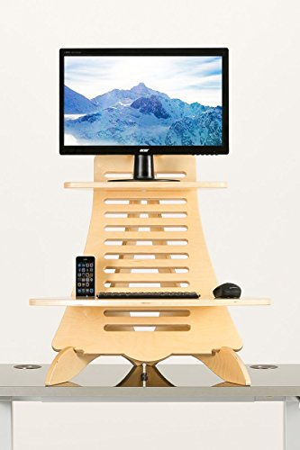 The Eiger Pro Standing Desk