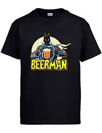 Diver Camisetas Camiseta Beerman Batman cervezero