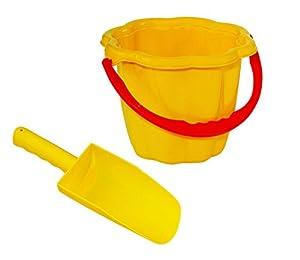 Baczek N02L 0907 Juguete para la Arena - Juguetes para la Arena (De plástico, Polonia, 230 mm, 210 mm, 190 mm, 155 g)