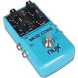 NUX MOD Coré Guitare Pédale d'effet 8 modulation Véritable bipasse Pédales à effets pour guitare True Bypass