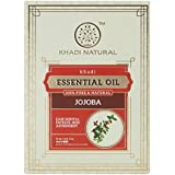 Khadi Natural Jojoba Essential Oil, 10ml