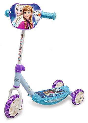 Smoby 7600750136 - Monopattino Tre Ruote Disney Frozen