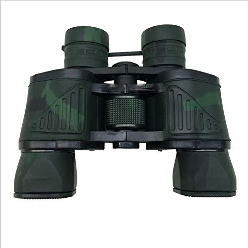 Télescope Jumelles HD 8X40 Vision nocturne à faible niveau de lumière Corps en métal Grand oculaire Pêche, observation des oiseaux, observation des étoiles, concerts, alpinisme, cyclisme, camping, visites touristiques