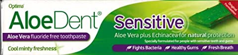 Aloe Dent Aloe Vera Sensitive Toothpaste 100ml - PACK OF 6