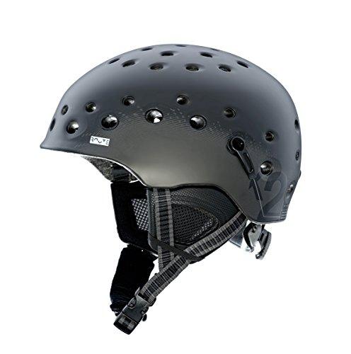 K2 Ski Herren Skihelm ROUTE black L/XL (59-62cm) 1044103.1.1.L/XL Snowboard Snowboardhelm Kopfschutz Protektor