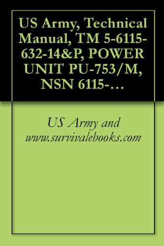 EPUB Descargar US Army, Technical Manual, TM 5-6115-632-14&P, POWER