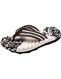 5a26ffd98 Amazon.in  Silk - Flip-Flops   Slippers   Men s Shoes  Shoes   Handbags
