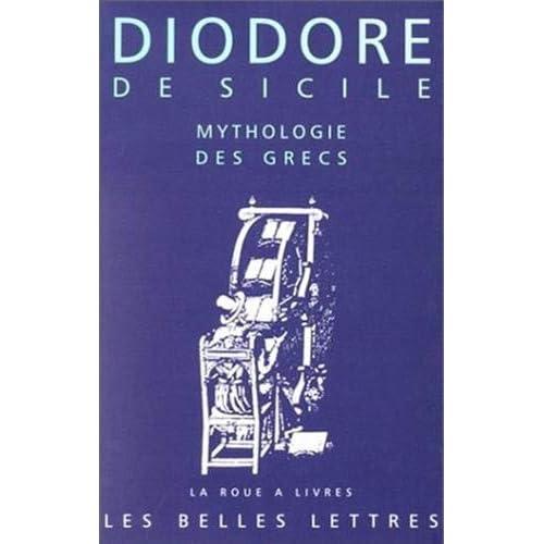 Mythologie des Grecs, livre IV. Bibliothèque historique