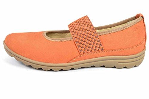 Hartjes  66462-8000, Mocassins pour femme Orange