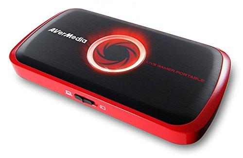 AverMedia Live Gamer Portable - Capturadora de juegos portátil (HDMI, grabación en...