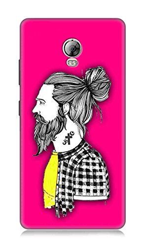 SLR Designer back cover for Lenovo Vibe P1 Turbo ( LNVP1TURBO_SLR3DAA_G0071 )