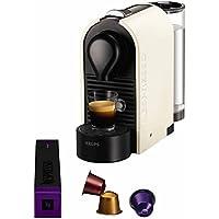 "Krups YY1301FD Nespresso ""U"" Creme Machine à Espresso 19 bars"