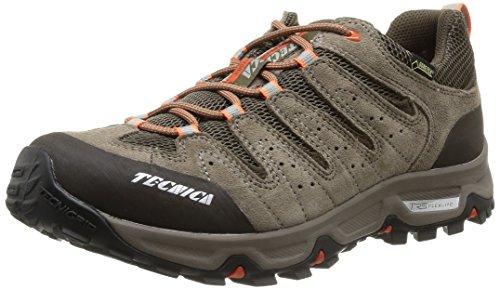 Tecnica, Tempest Low GTX MS, Scarpe sportive, Uomo, Grigio (Grigio Caldo Arancio), 42.5