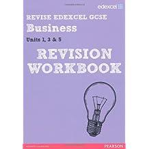 REVISE Edexcel GCSE Business Revision Workbook (REVISE Edexcel GCSE Business09)