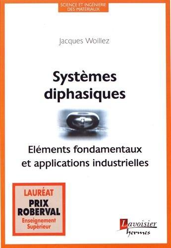 Systèmes diphasiques : Eléments fondamentaux et applications industrielles