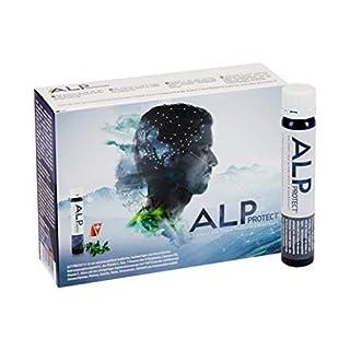 ALP PROTECT Multivitamin Trinkampullen 14x25 ml Gehirn Booster für Konzentration Focus in eSport Mentalsport Gaming