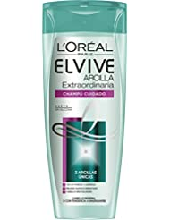Elvive Shampooing Argille Extraordinaire - 370 ml