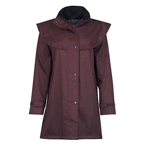 Another coat on a budget but a popular choice for many and a brand known for there quality and affordability, the Jack Murphy Ladies Cotswold Waterproof Country Jacket offers top-notch protection against the elements plus its no to heavy either. Similar to other coats we've discussed here, it is also waterproof and windproof, therefore, will keep you dry and warm in bad weather but its also longer than most keeping you dry to roughly your knees.