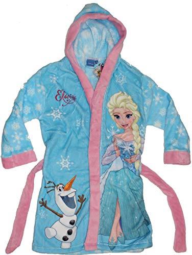 Frozen - Albornoz - para niño azul claro 3 años