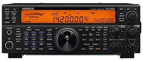Kenwood TS-590SGE Sende-Empfänger, 100 Watt HF / 6 m, DSP