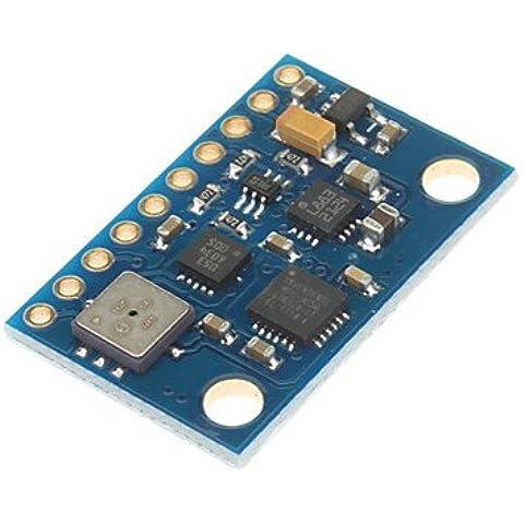 Piteng?GY-81-3050 a nove assi MPU-3050 bma020 BMP085 modulo di controllo di volo MWC per (per arduino)